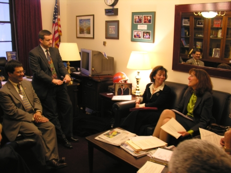 Bilirakis Meets with Hillsborough Community College Officials in Washington